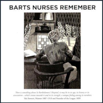 Barts  Nurses Remember Book