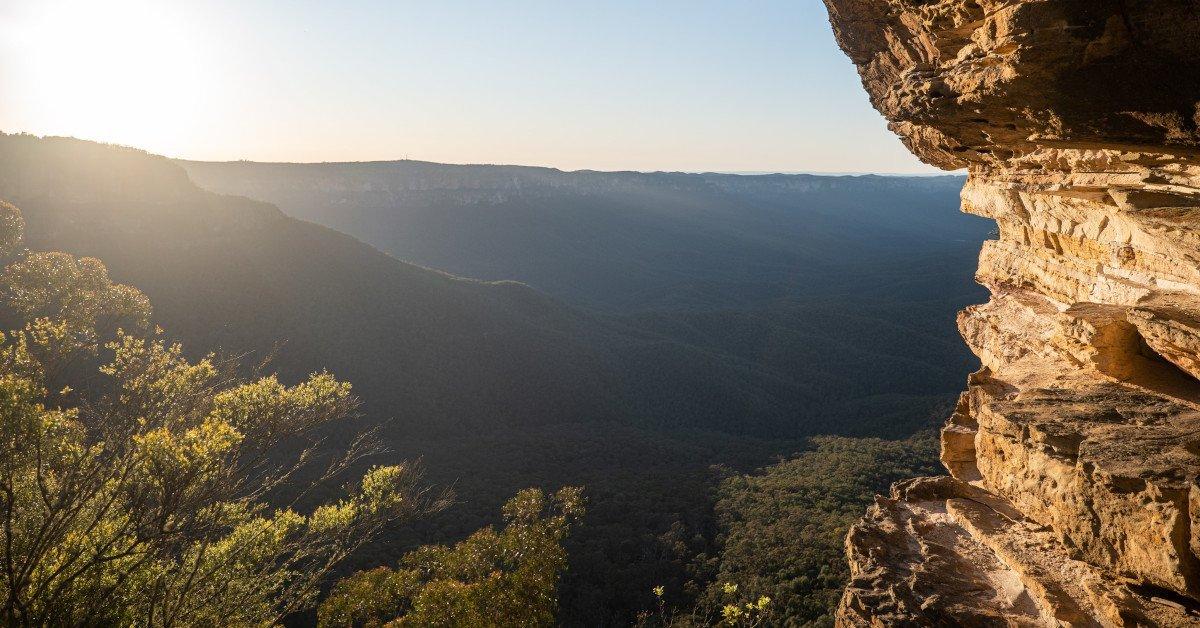 Three Sisters New South Wales Australia